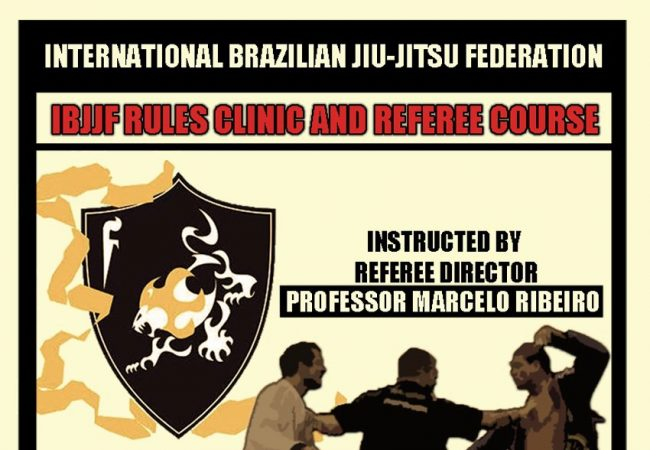 Rules clinic at Carlson Gracie Miami