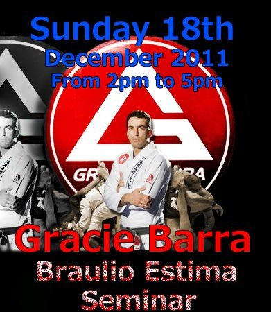 Carcará seminar at GB London Bridge moved to Dec. 18th