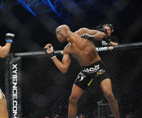 """Anderson on Sonnen: """"He doesn't deserve to fight me"""""""