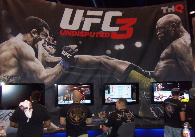 Take a stroll through the UFC Fan Expo