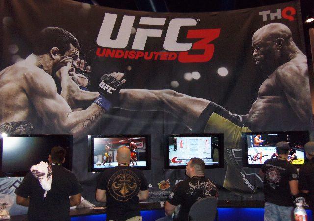 Curta um passeio pela UFC Fan Expo