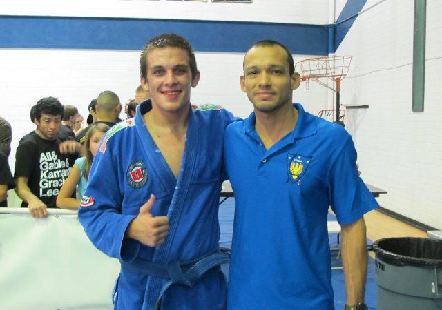 Gustavo Dantas takes the reins for Arizona Jiu-Jitsu