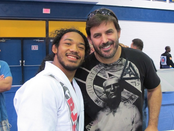 Ben Henderson, a threat in and out of the gi