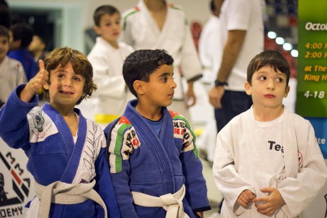 """""""In Jordan, Jiu-Jitsu doesn't crawl, it runs"""""""