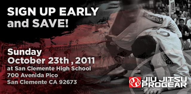 2nd Jiu-Jitsu Pro Gear Open, San Clemente