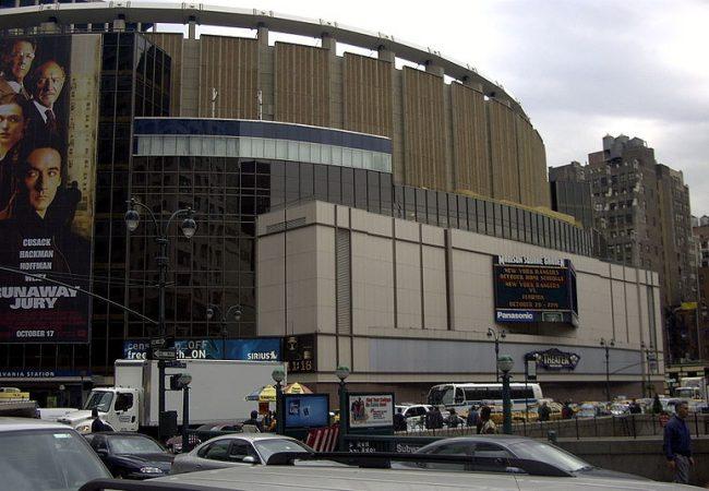 New York lashes back at ban through cinema