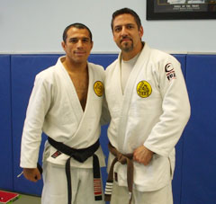 Royler Gracie teaches at Basulto Academy