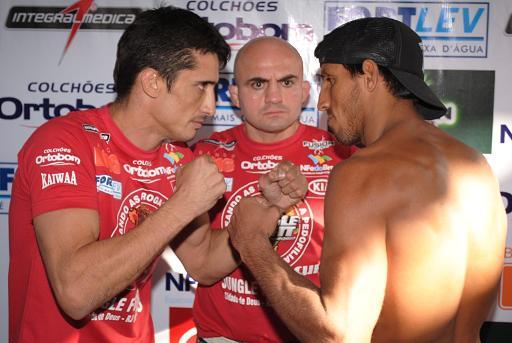 Pulga defends unbeaten record at Jungle Fight