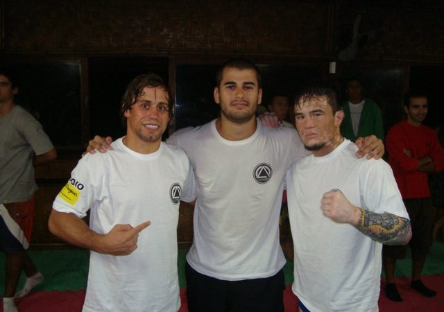 UFC 137 fighter calls up Brazilian black belt to train with