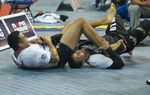 Werdum and Melendez near UFC