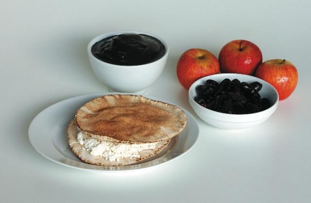 Uma tigela de açaí com maçã para o lanche pode ser a refeição perfeita para quem luta Jiu-Jitsu. Foto: Gustavo Aragão/GRACIEMAG