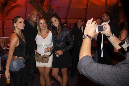Anderson e Minota contra os astros do Rock in Rio