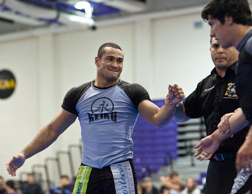 Davi Ramos tells how he grew to be a giant at the No-Gi Pan