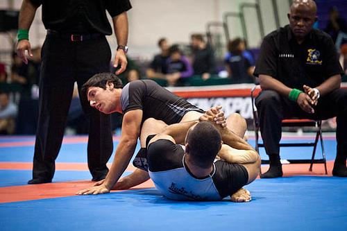 Watch Davi vs Kayron at No-Gi Pan