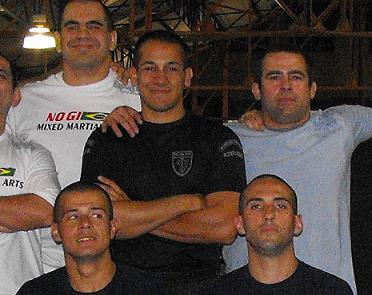 Brazilian elite police officer features at Bitetti Combat