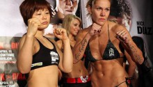 Female MMA on CNN