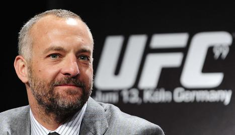 UFC in Brazil: Fertitta meets with another governor