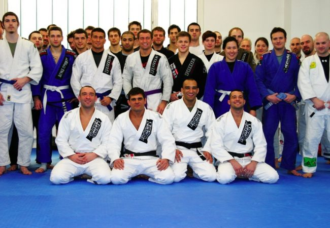 Akxe BJJ with great showing in London
