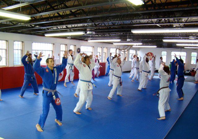 Women's self defense seminar at GB Decatur