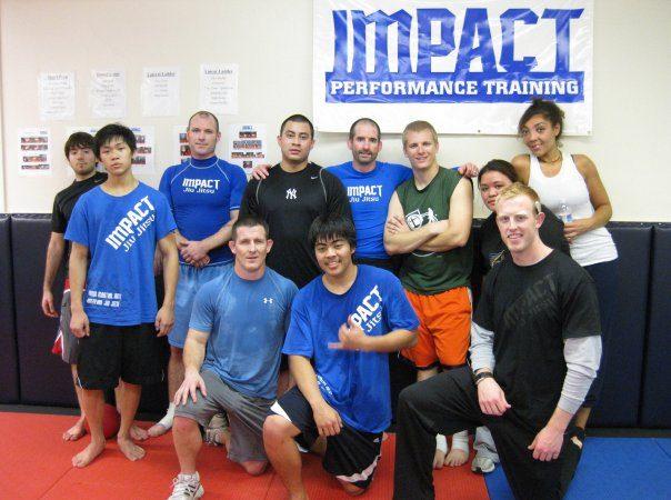 Impact Jiu-Jitsu joins the GMA army