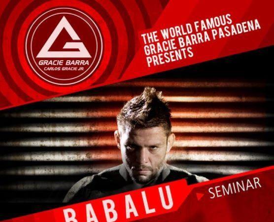 Babalu seminar at GB Pasadena