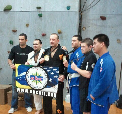 Aldo Batista JJ owns medal podium at Caxcudo World Cup