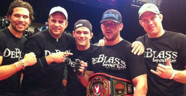 Tom DeBlass wins again in MMA