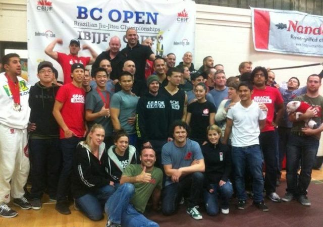 Gracie Barra Vancouver wins BC Open