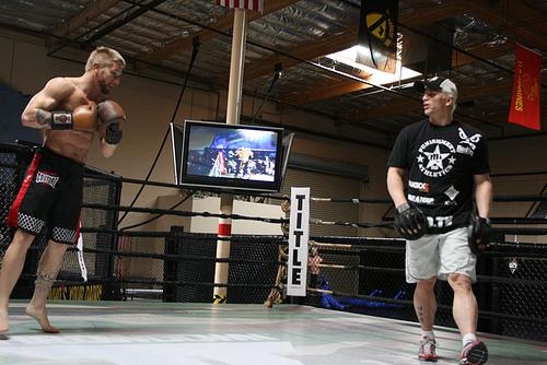Alessio and Barata come up big at Superior Cage Combat
