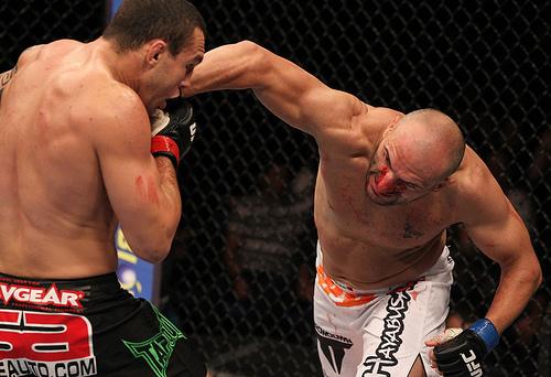 Maldonado faces Nedkov in standup war at UFC Rio