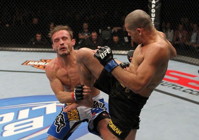 UFC London Lands Renan Barao-Michael McDonald Interim Title Fight