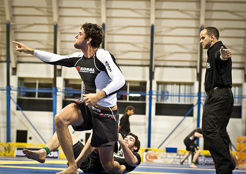 Bochecha and Nicolini comment on No-Gi Worlds wins