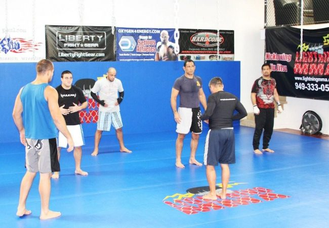 Cigano, Belfort, Minotouro and Ginástica Natural