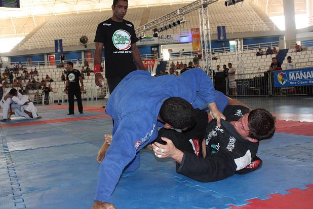 Manaus: semifinais definidas na Seletiva do WPJJ de Abu Dhabi