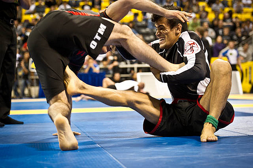 Watch Cobrinha against Renan Borges in the No-Gi Worlds