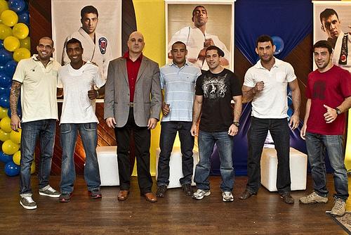 Veja os grupos e vencedores do sorteio da Copa Pódio de Jiu-Jitsu