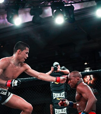 Check last Bellator's best pics by Cristian Buitron