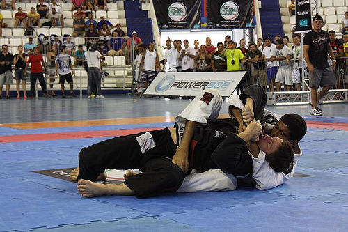 Have you seen how Diego Borges beat Calasans in Manaus?
