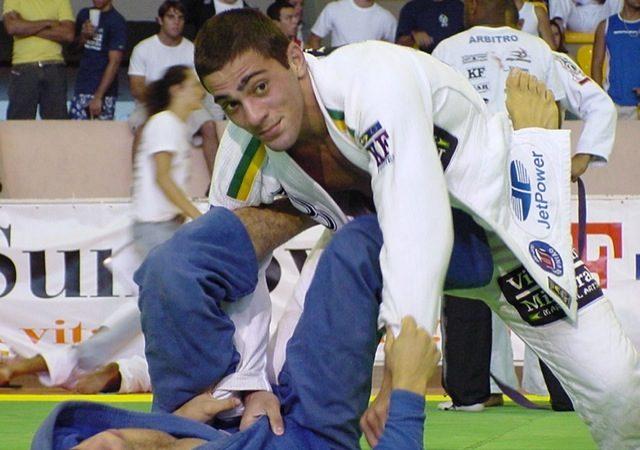 Eduardo Pessoa the Nova União rep at Copa Pódio