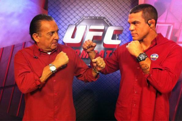 In Brazil, UFC leads in all segments