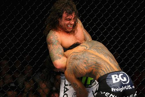 The good Jiu-Jitsu at UFC on Fox