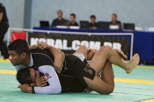 Muito além de irmão de Durinho, Herbert comenta Brasileiro perfeito e MMA