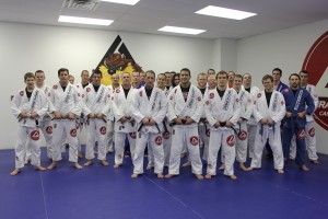 GB Springfield celebrates two new black belts