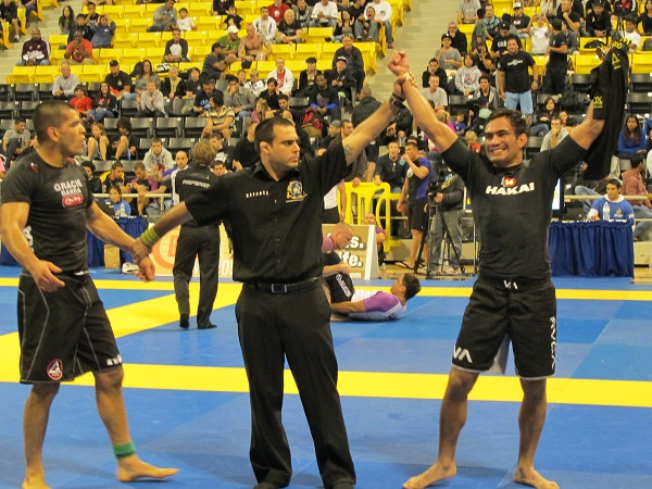 Lucas Leite comments on No-Gi Worlds win at heavyweight