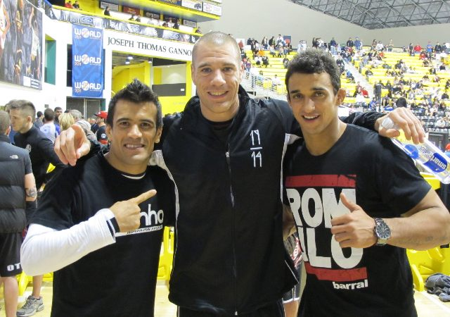 Rafael Lovato comments on second No-Gi Worlds title