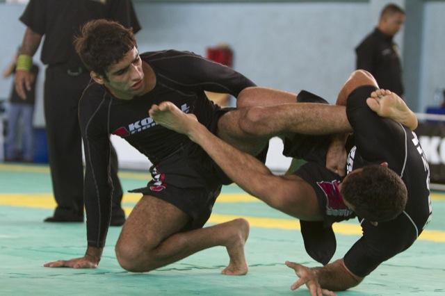 Quem vai roubar a cena no Brasileiro de Jiu-Jitsu Sem Kimono, neste sábado?