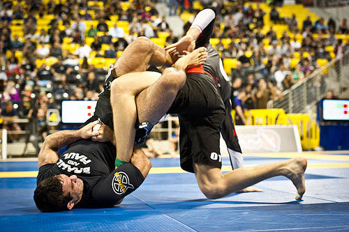 Pablo Popovitch em ação. Foto: Dan Rod/Arquivo GRACIEMAG