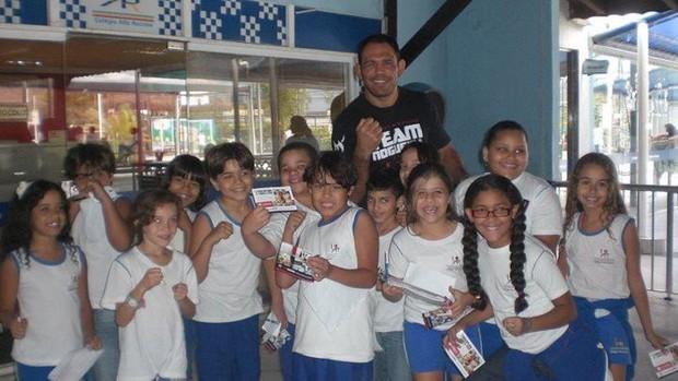 Encontro de Nogueiras e Eike Batista pode favorecer milhares de crianças
