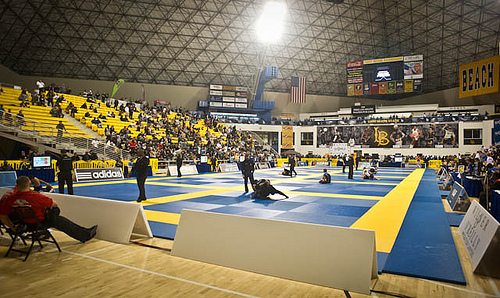 Worlds No-Gi at the Long Beach Pyramid
