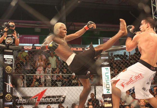 As imagens do Jungle Fight 34